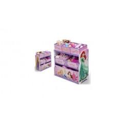 Disney Princess TB84480PS Houten Speelgoed Opbergkast