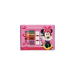 Minnie Mouse Kleur Stempelset 22-delig