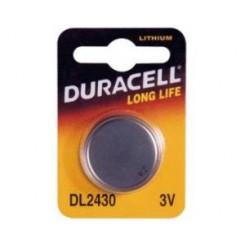 Duracell DL2430 Knoopcel Batterij Lithium