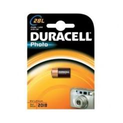 Duracell 28L Fotobatterij 6V
