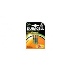 Duracell STAYCHARAAAP2 2x AAA Batterijen Oplaadbaar