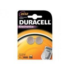 Duracell CR2031 Lithium Batterij 2stuks