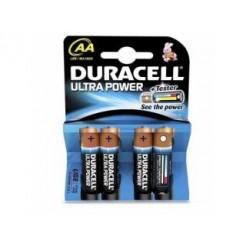 Duracell MN1500P4UL AA Penlite R6 Batterij 4 stuks