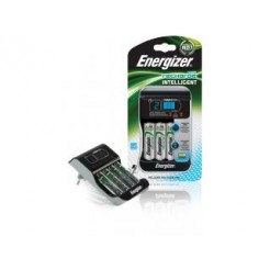 Energizer Enchgint-eu Intelligent Lader, Euro Stekker, + 4x Hr6 2300 mah