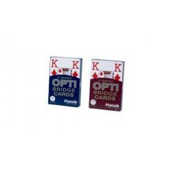 Pokerkaarten Piatnik Opti 4H Assorti