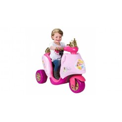 Feber Disney Princess Elektrische Scooter 6V