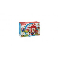 Fisher Price Little People Paardenstal