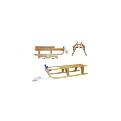 Game On Sport Opvouwbare Slee 110cm