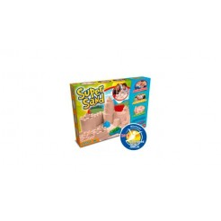 Goliath Super Sand Castle Zand Set + Bak