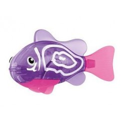 Goliath Robo Fish Tropical Purple Chromis met LED Licht