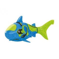 Goliath Robo Fish Tropical Shark Blue met LED Licht