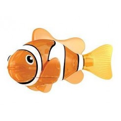 Goliath Robo Fish Red Siren met LED Licht