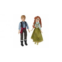 Disney Frozen Anna en Kristoff Pop 2-Pack