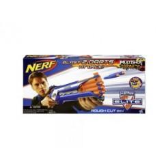 Nerf N Strike Elite Roughcut 2x4 Dubbelloops Dartblaster