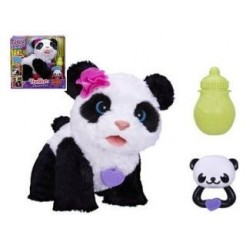 Fur Real Interactieve Baby Panda Pom Pom