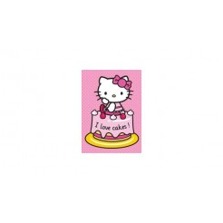 Hello Kitty Speelkleed 95x133cm