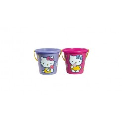 Hello Kitty Emmer 17cm Assorti