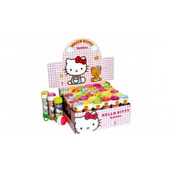Hello Kitty Bellenblaas 60ml 36 stuks