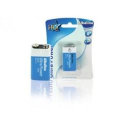Hq Alk-9v-01 Batterij Alkaline Lr22 9 V 1-blister