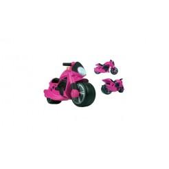 Injusa Wheeler Loopmotor Pink 1,5+ jaar