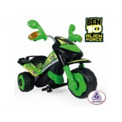 Injusa 67333 Tribike Ben10 Alien Force 6V