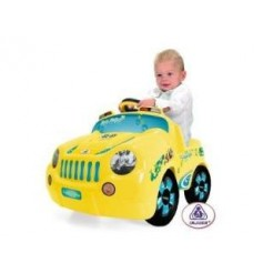Injusa 7157 Elektrische Spongebob Auto 6V
