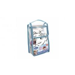 Jumbo Disney Frozen Puzzel & Kleurboek
