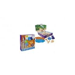 Kinetic Sand Dino Playset