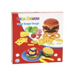 Crea Dough Super Burger Klei