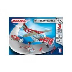 Meccano 3in1 Multi Plane 130-delig