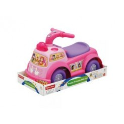 Fisher Price Little People Princess Loopauto Assorti