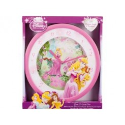 Disney Princess 3D Wandklok