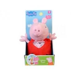 Peppa Pig Lullaby Knuffel met Slaapliedje