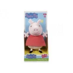 Peppa Pig Pratende Pluche Knuffel George