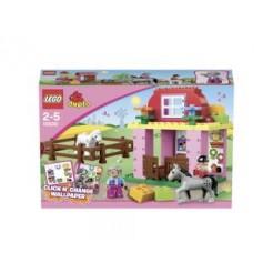 Lego Duplo 10500 Paardenstal