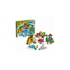 Lego Duplo 10805 Rondje Wereld