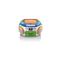Lenco SCR-97 MP3 KIDS Draagbare Radio met CD MP3 Speler