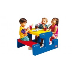 Little Tikes 4795 Picknicktafel Primary