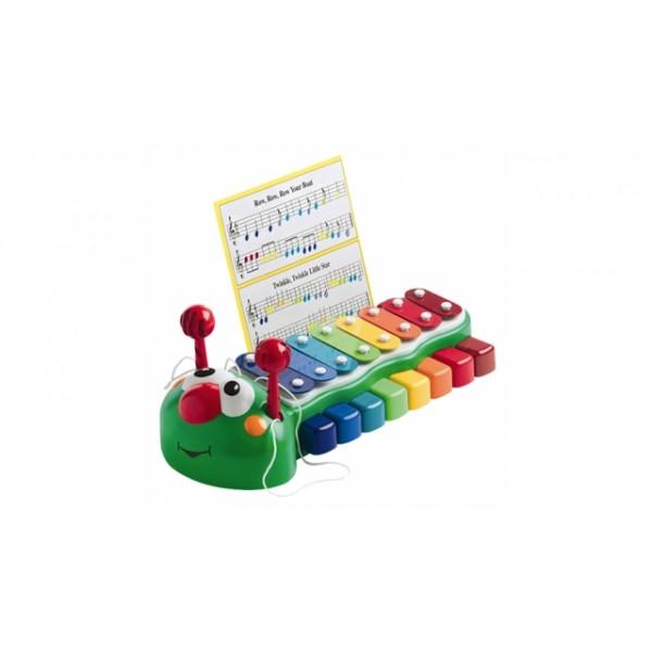 Peuterbed Little Tikes.Little Tikes Xylofoon Rups Shopspeelgoed Nl