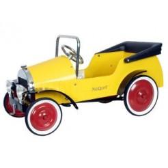 Gele Brum Trapauto 1935