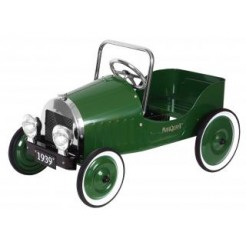 Oldtimer 1939 Metalen Trapauto