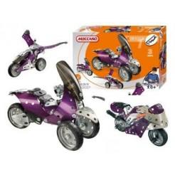 Meccano 844700N Design 3 Modellen Motoren