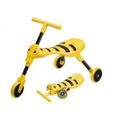 Mookie Scuttle Bug Bumble Bee Opvouwbare Loopfiets