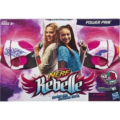 Nerf Rebelle Power Pair Mini Blasters