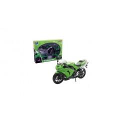 Newray 1:12 Kawasaki ZX10R Motorkit