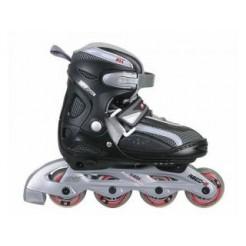 Nijdam 52QI Inline Skates Zwart 30-33
