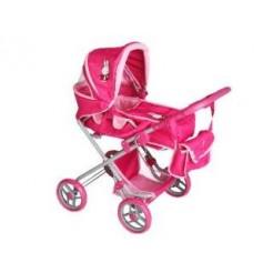 Nijntje Poppenwagen Roze