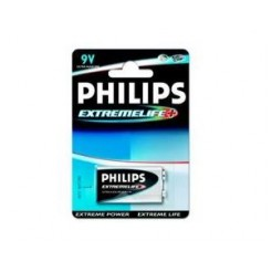 Philips 6LR61/XTL Batterij 9V