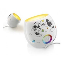 Philips 71703/55/16 Disney Minnie en Mickey Mouse Living Colors Mini LED Lamp 15cm