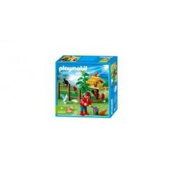 Playmobil 4203 Vogel Voederhuisje